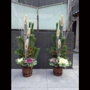 季節の商品_門松